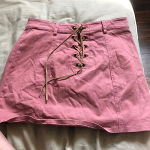 forever 21 medium skirt